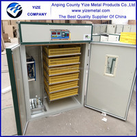 used Newest type cheap chicken egg incubator/incubator & hatcher all-in-one machine for sale