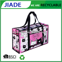 New Arrival Durable 2014 Beautiful Design Non Woven PP Bag For Shopping
