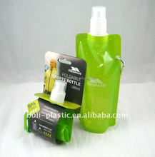 16 oz collapsible water bottle