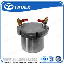 ISO9000 certificate tungsten carbide grinding jars from profeessional manufacturer in china