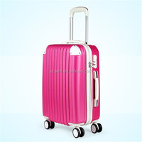 new sport bag women and men travel bag, \ABS+PC trolley case, new style travel luggage,
