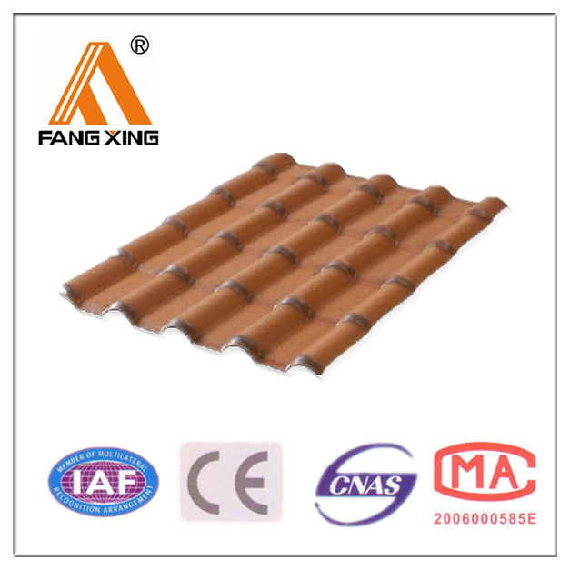Imitation clay chinese plastic roof tiles buy imitation for Buy clay roof tiles online