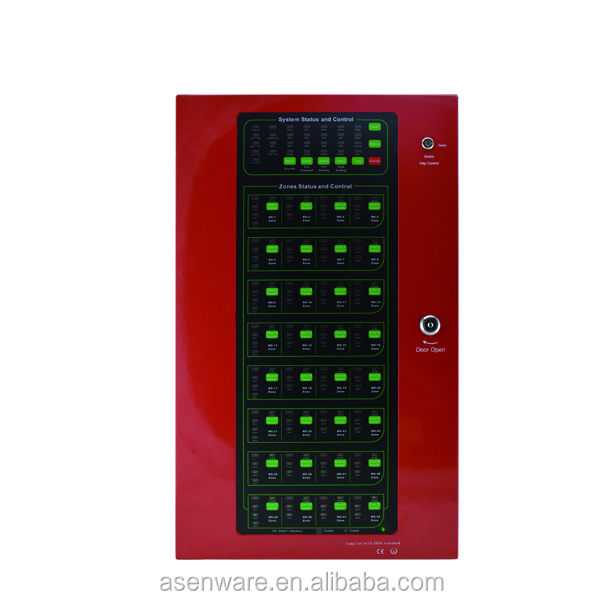 4  8  16  32 Zones Conventional Fire Alarm Host System For