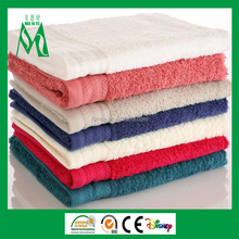High quality and competitive price,100 cotton satin borders hand towels wholesale bulk