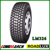 LONGMARCH china truck tyre factory