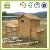 SDC01 pet accessories wooden pet hutch