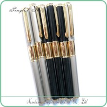 New design personalized stamp pen with ball pen refill