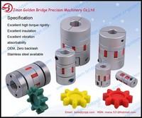 JMC16 Shaft Coupling Flexible Rubber