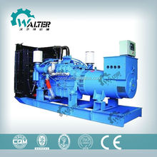 440kw/550kva air to water high efficiency generator