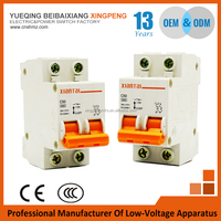 6ka breaking capacity C25A 1P miniature circuit breaker,mcb,with competitive price made in chinese factory