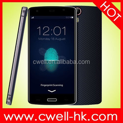 BLUEBOO X6 5.5 inch MTK6732 Quad Core Android 13MP Camera Android Mobile Phone with Fingerprint Sensor