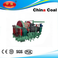 2JTP-1.6*1.2/2JTK-1.6*0.9/JTP-1.6*1.5 Two Drum Mining Electric Hoist Winch with CE certification