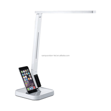 Dimmable folding modern study table lamp 11 W high power touch switch led table lamp with CE/ROHS/UL/SAA/C-tick certification