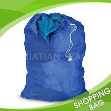 Drawstring Heavy Duty Nylon Commercial Laundry Bag