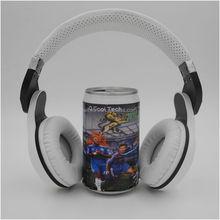 Wholesale driver in-ear headphone - metal in-ear headphone, wired in-ear headphone with low microphonics