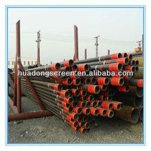 HuaDong API K 55 seamless steel casing pipe
