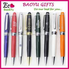 Gift Metal Ball Pen/Advertising Metal Ballpoint Pen/Promotional Metal Ball Pen