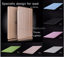 ultra thin case best for ipad6 leather cover