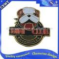 esmalte emblemas de futebol personalizada