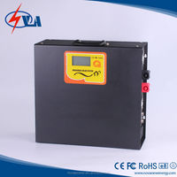 2000w pure sine wave off grid solar electricity generating system for home
