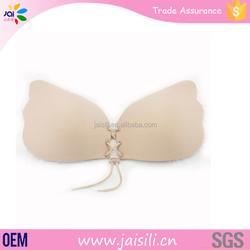 Seamless women sexy sweet girl nude oem girls beautiful sexy nipple bra