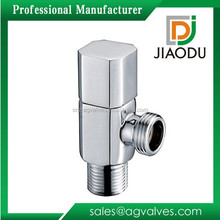 factory price best sale customized forged cw617n brass copper male threaded chrome plated angle valve installation