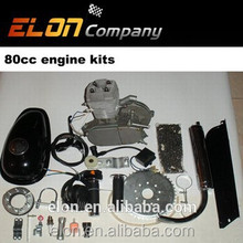 4-stroke 49cc gas powered bicycle engine kits