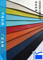 1.4mm Softfiber Polished PU synthetic leather, for TODS and casual shoes