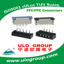 Design Best Sell Pitch 0.8mm Smt Pin Ffc/Fpc Connector Manufacturer & Supplier - ULO Group