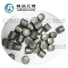 Two sides curved Cylindrical buttons for anti bullet proof plate