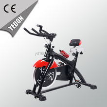 YD-5605 commercial gym equipment gym spinning bike spin bike exercise bike trainer