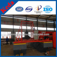 KEDA widely used sand pump dredger