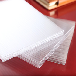 ISO proved transparent plastic for greenhouse polycarbonate sheet