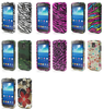 Zebra Snap-on Plastic Shell for galaxy s4 case Active I9295 I537