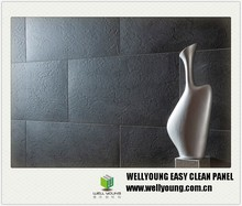 ceramic imitation EASY CLEAN PANEL decorative wall solutions stylish style , color Wmimas
