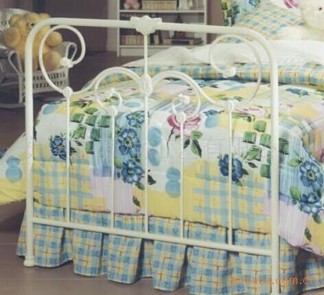 도매 수공예품 연철 홈 가구 아동 침대 금속 싱글-금속 침대 ...
