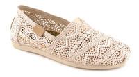 New Brand Women Lace casual canvas shoes Sunflower Crochet EVA Lovers Flat shoes shoe