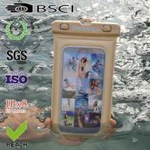Mobile phone waterproof cover for iphone 4