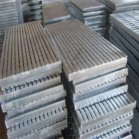 Standard 25x3 Forge Welded Webforge Galvanized Steel Grating