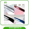 High quality of auto print color fiber spoiler car spoiler