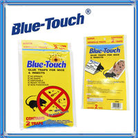 EPA Certificated blue-touch professional bug glue paper insect killer paper industrial insect killers fly trap