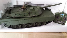 RC Tank Metal Tank 1:16 Hobby Engine RC Toys 0811T RC Tank M1A1 ABRAMS -TOY VERSION Electric-Powered RTR