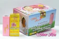 2015 GMP certificate 10 gm. Silver Rose Face Whitening Beauty Cream