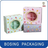 Fashion design box for cosmetics,Graceful packaging, Beautiful paper box