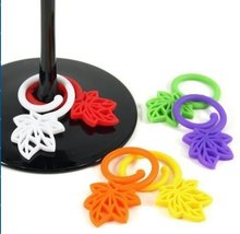 Hot Sales 2011 Silicone Drink Charms