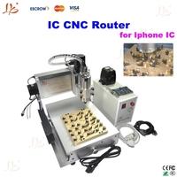 For iPhone IC Repair ! IC cnc router Engraving Milling Machine for iPhone Main Board Repair,bga repair machine