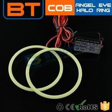 From Ellen High Power COB Car Angel Eyes Head Light 12v Led Car Rings Light For Mazda3
