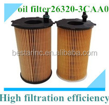 HYUNDAI / KIA oil filter 26320-3CAA0
