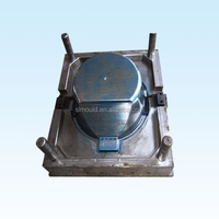 Bathroom plastic injection mould for Toilet lid