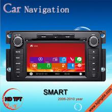 LJD Factory NEW arrived!Car DVD GPS Navigation For B e n-z Smart Fortwo 2012